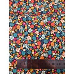 Tissu - Fleurs vintage