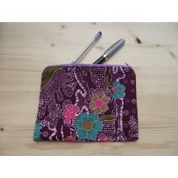 Pochette -  Wax violet