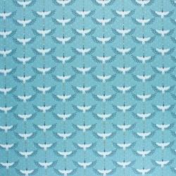 Coton enduit - Grues